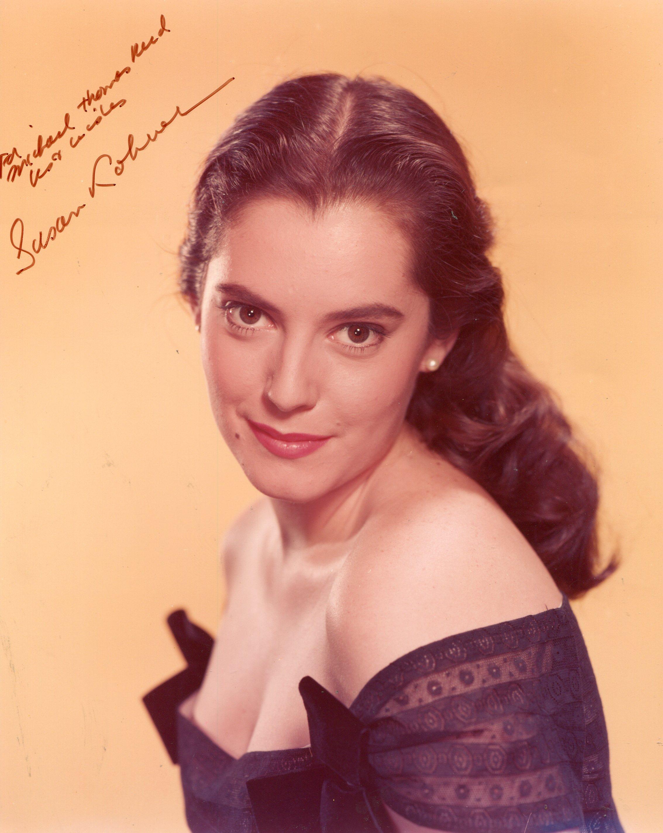 Susan Kohner 171 Movies Amp Autographed Portraits Through The