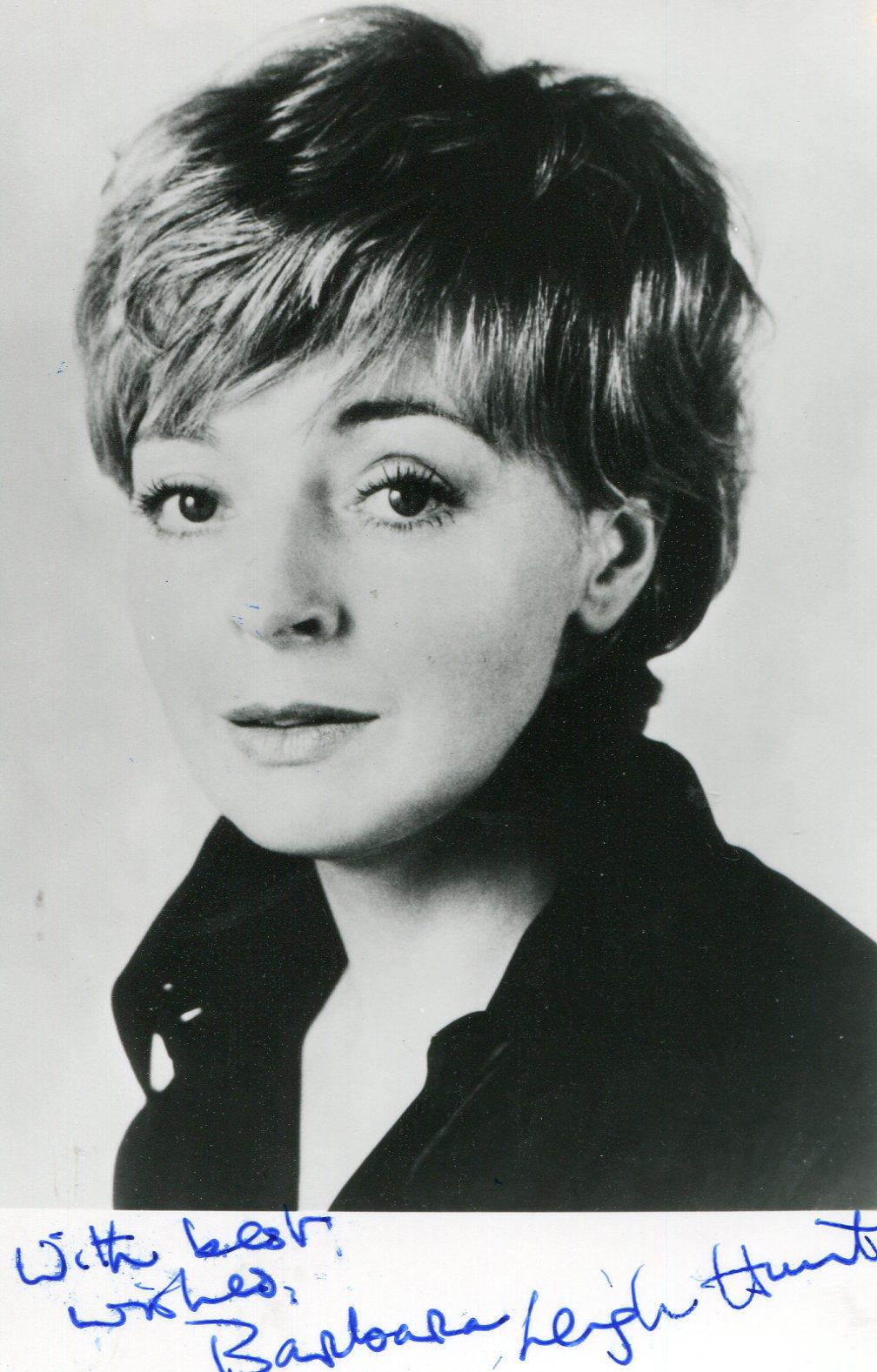Barbara Leigh Hunt
