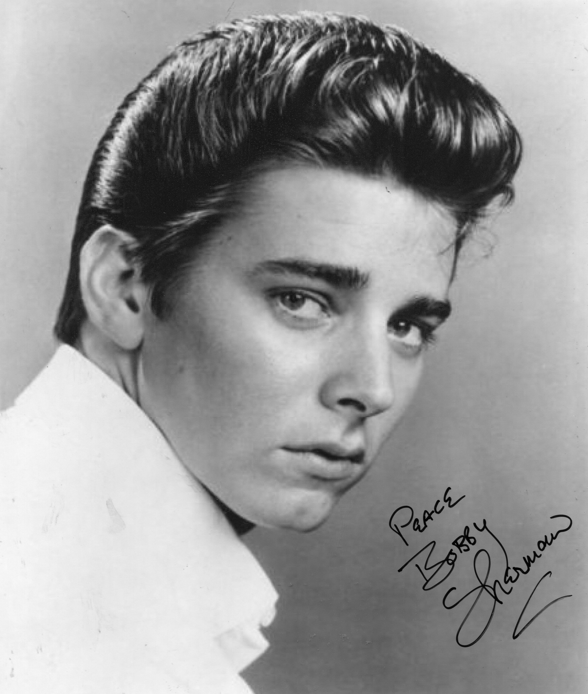 Bobby Sherman - I Don't Believe In Magic / Just A Little While Longer
