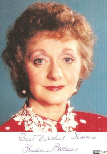 Thelma Barlow Net Worth