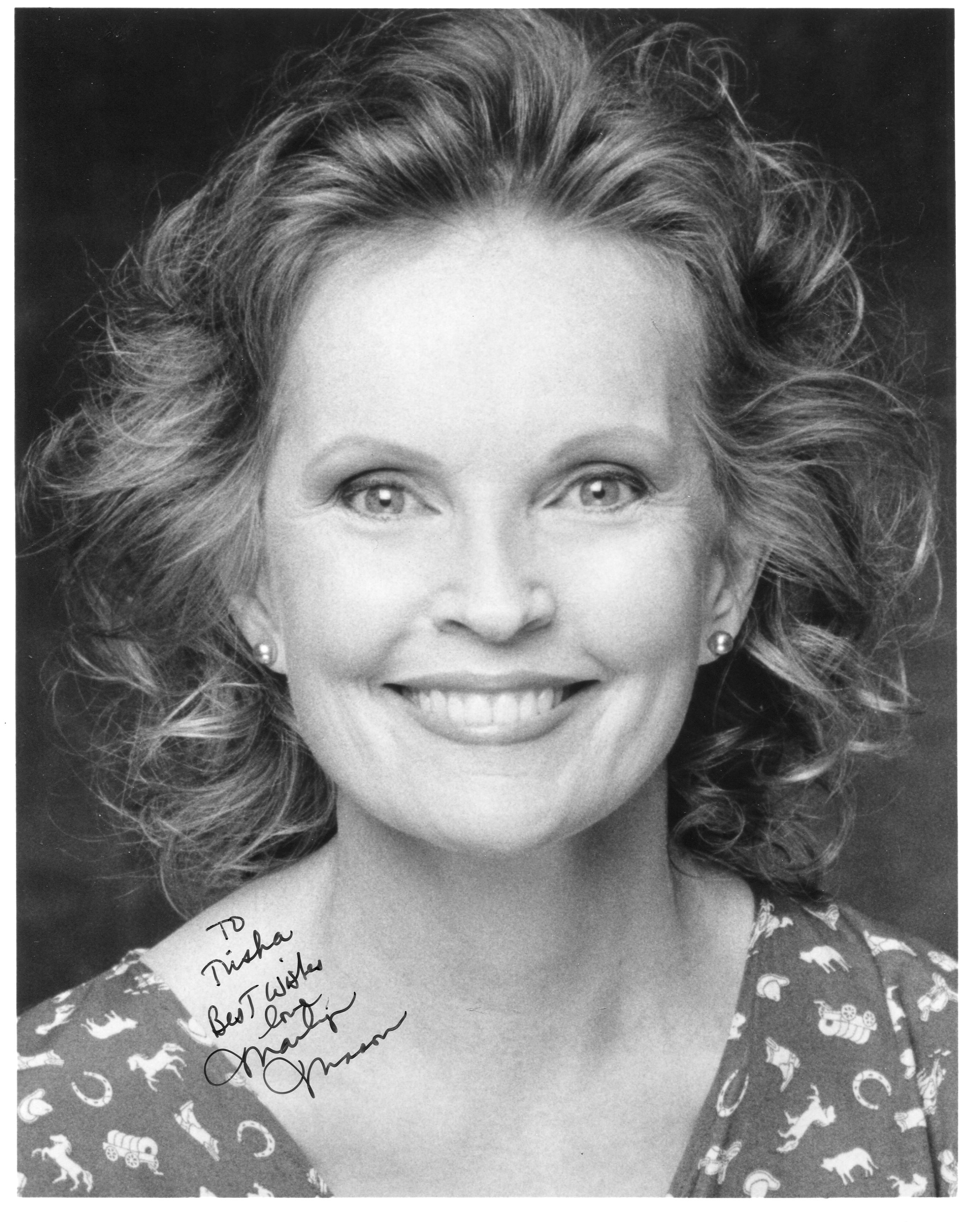 Marlyn Mason Actress
