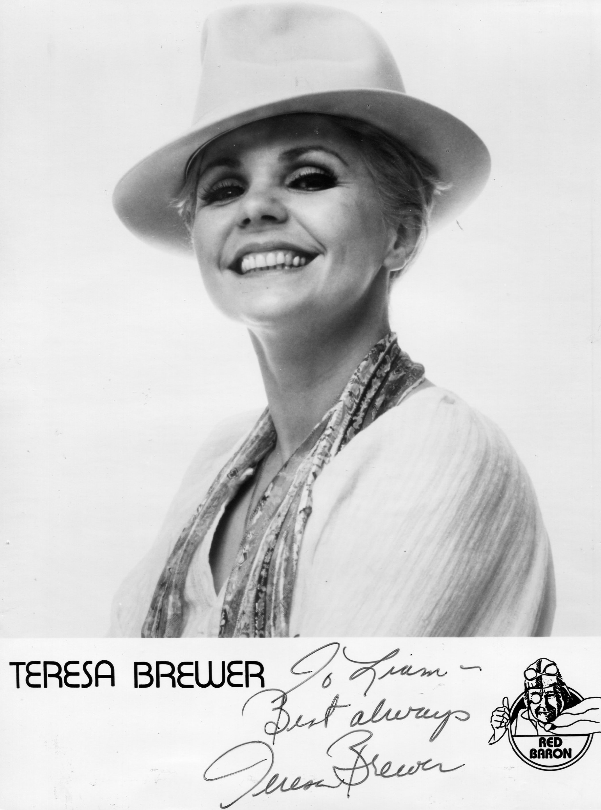 how tall is teresa brewer