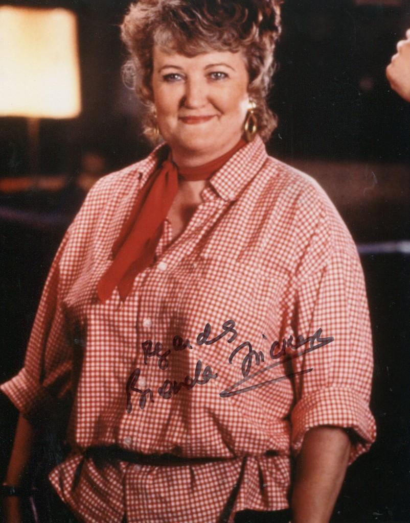 Brenda Fricker