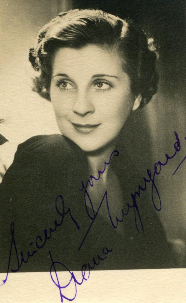 Diana Wynyard