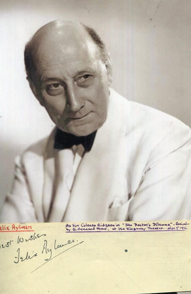 Felix Aylmer
