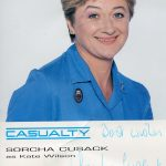 Sorcha Cusack in Casualty