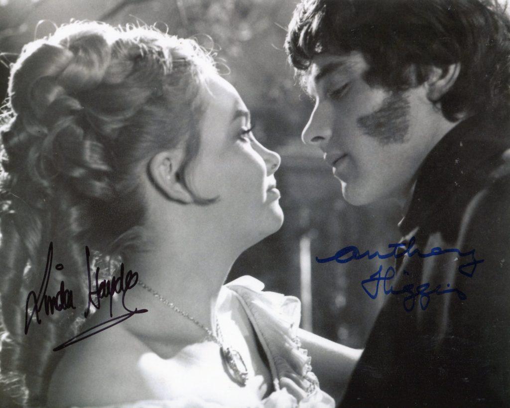 Linda Hayden & Anthony Higgins