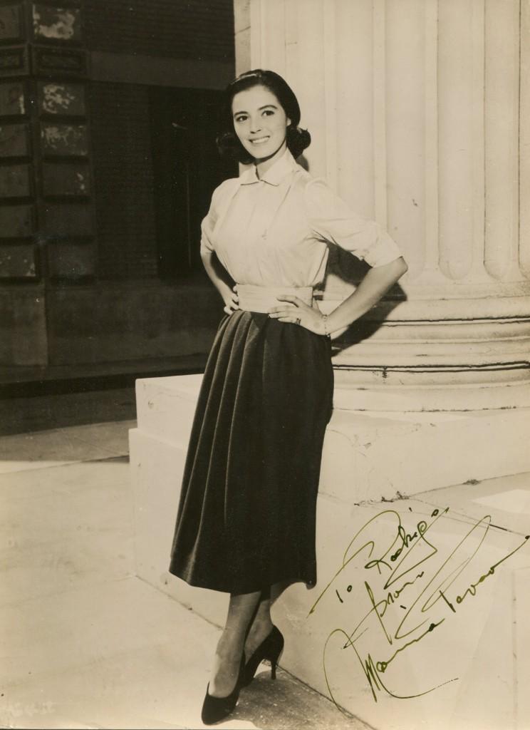 Marisa Pavan
