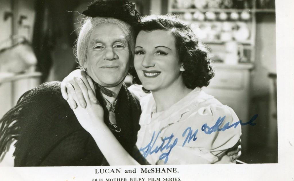 Arthur Lucan & Kitty McShane