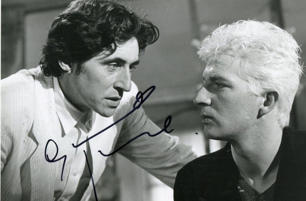 Gabriel Byrne & Andrew Connolly