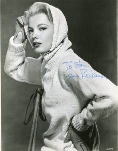 Gena Rowlands.