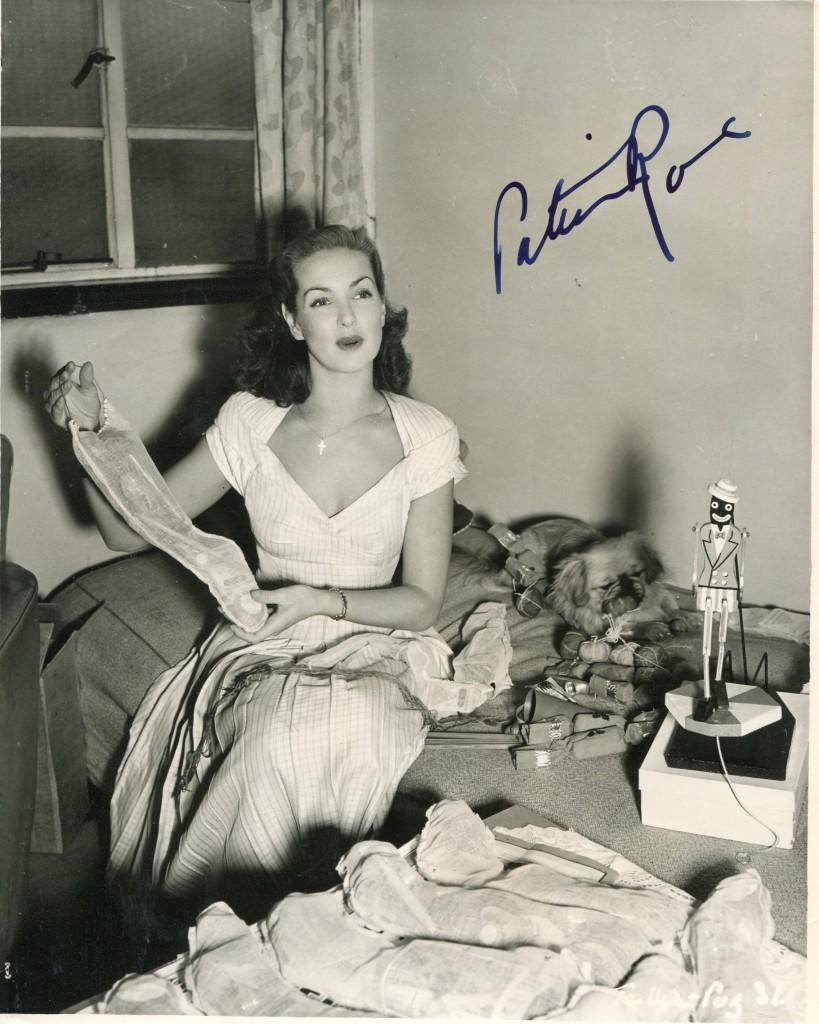 Patricia Roc British Actor Patricia S Life Storymovies