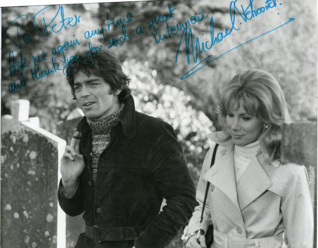 Michael Petrovitch & Susan Hampshire