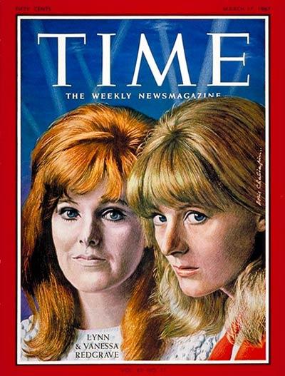 Lynn & Vanessa Redgrave