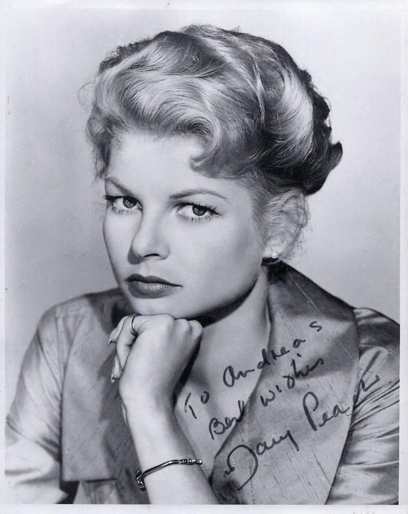 Mary Peach