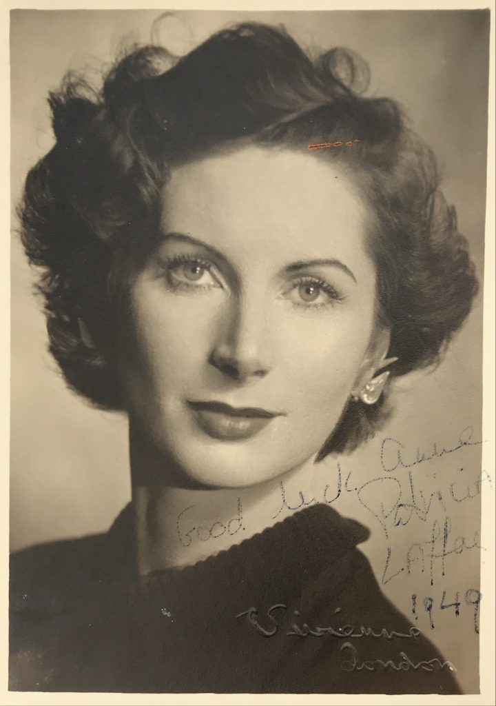 Patricia Laffan - Movies & Autographed Portraits Through ...Patricia Laffan