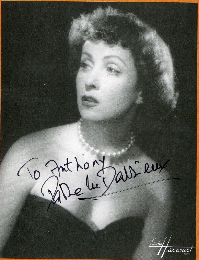 Autographs-original Television Amiable Angie Dickinson 11 Original Autographed 8x10 Photo