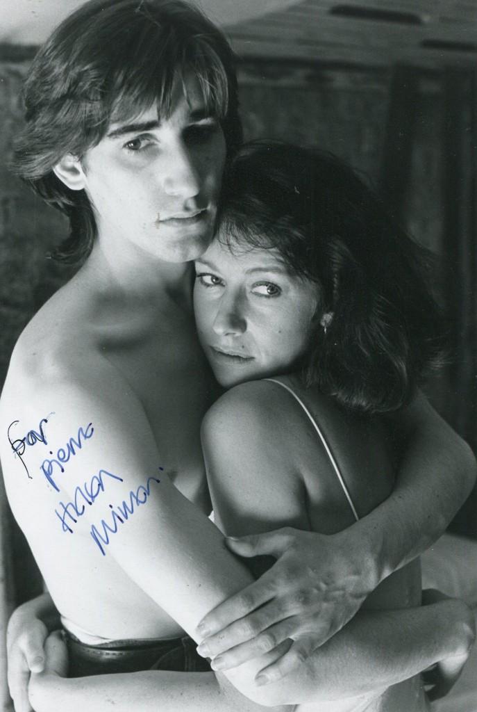 Helen Mirren & John Lynch