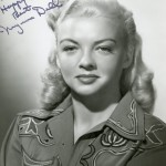 Myrna Dell.