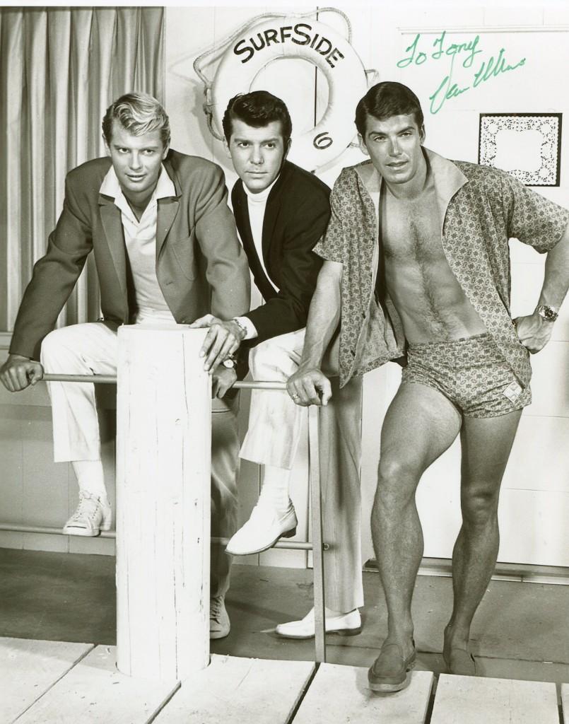 Troy Donahue, Lee Patterson, Van Williams