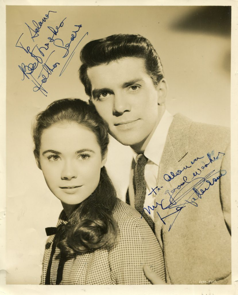 Heather Sears & Lee Pattetrson