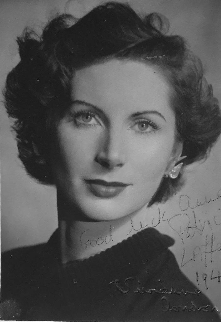 Patricia Laffan Archives - Movies & Autographed Portraits ...Patricia Laffan
