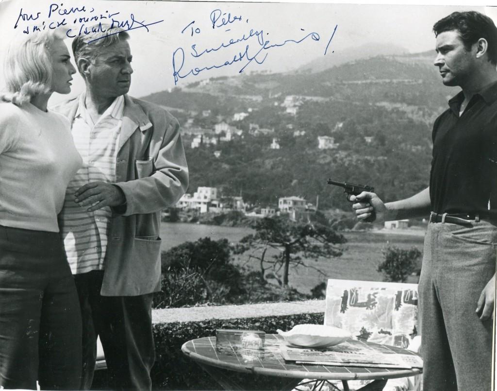 Claude Dauphin & Ronald Lewis