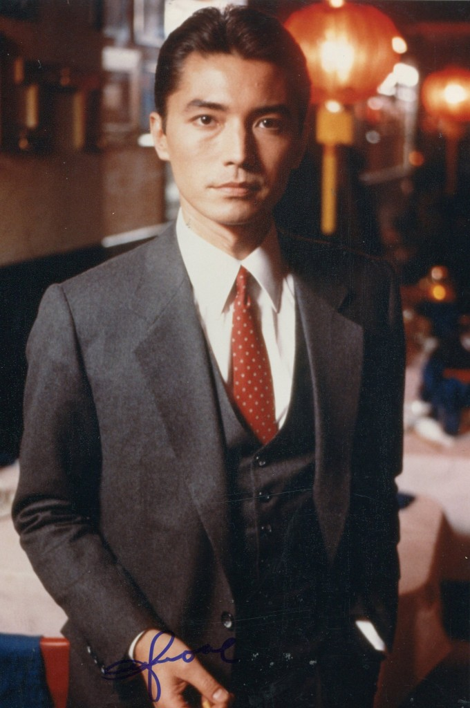 John Lone - Movies & Autographed Portraits Through The