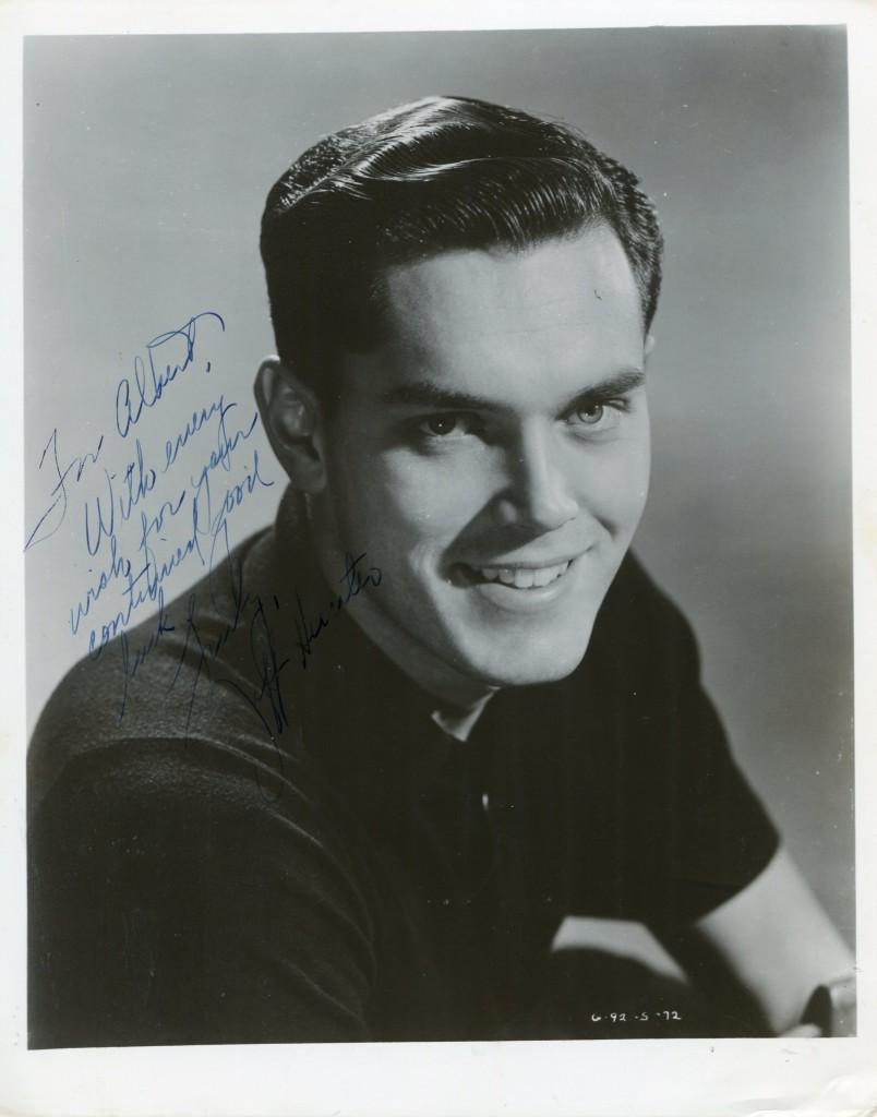 Jeffrey Hunter