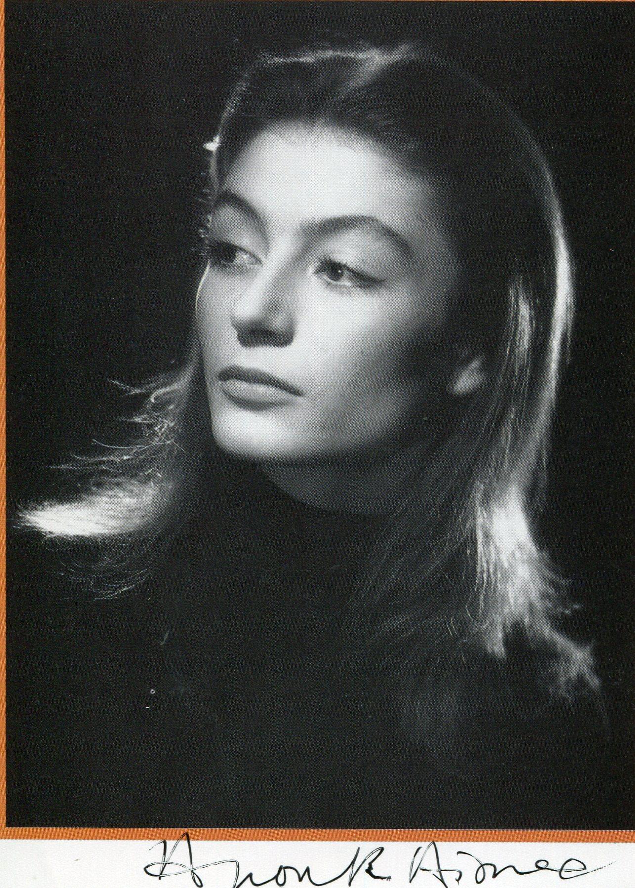 Anouk Aimée Photos anouk aimee - movies & autographed portraits through the