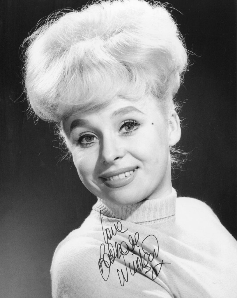 photo Barbara Windsor (born 1937)