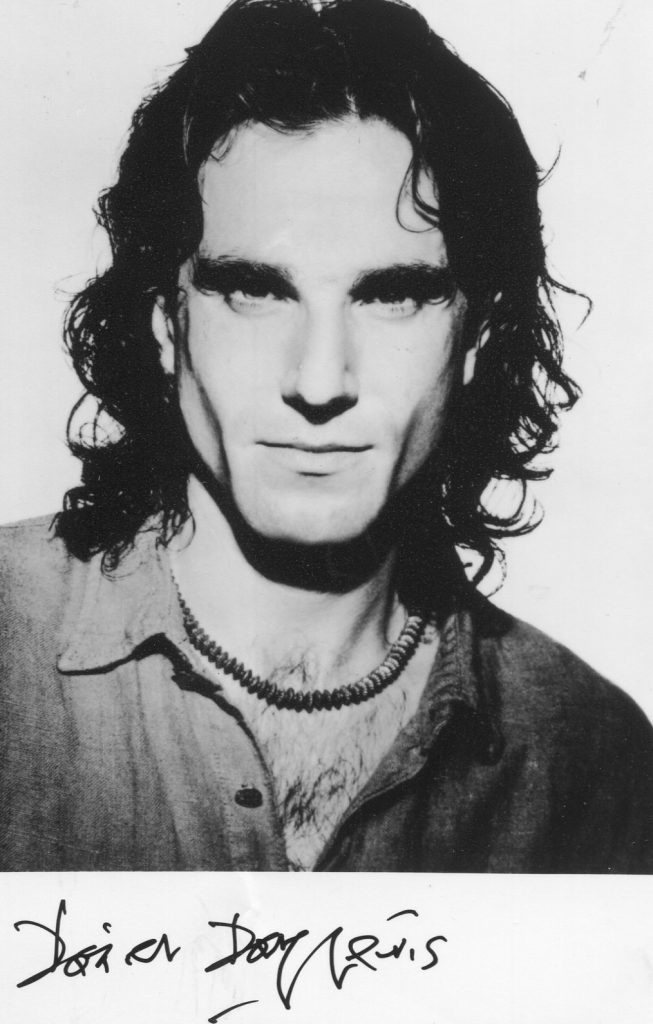 Sir Daniel Day-Lewis