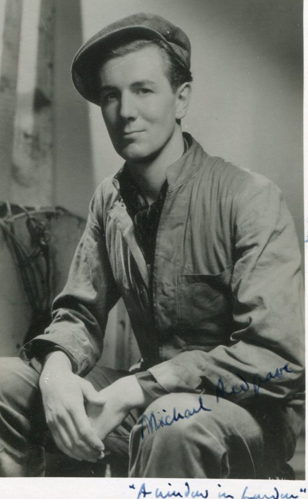 Sir Michael Redgrave