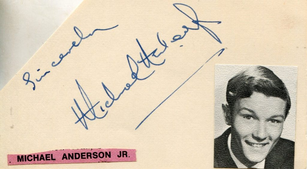Michael Anderson Jr.