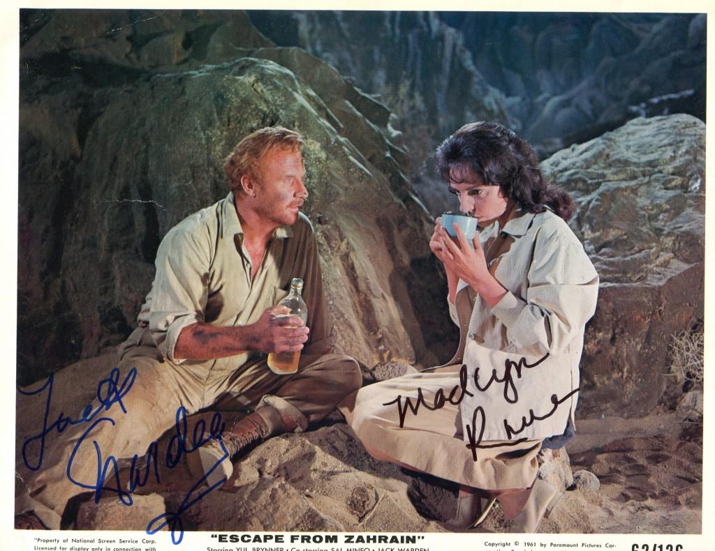 Jack Warden & Madlyn Rhue